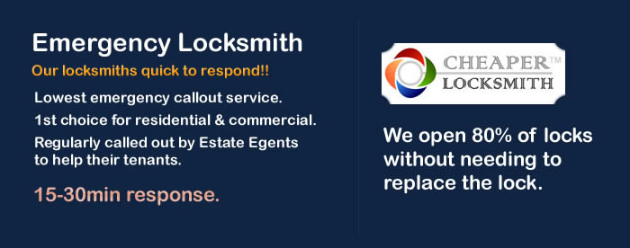 Cheap Locksmith in Woodford Green